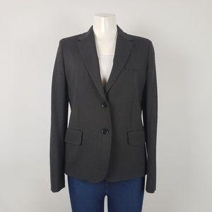 Weekend Max Mara Grey Blazer Size 12